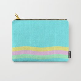 Retro Waves Carry-All Pouch
