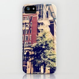 Downtown Charlotte, NC iPhone Case