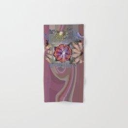 Stickball Au Naturel Flower  ID:16165-150329-07211 Hand & Bath Towel