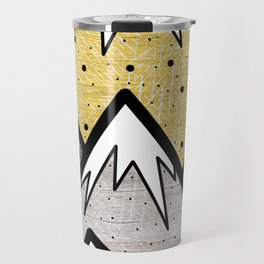 The Gold and Silver Hills Travel Mug