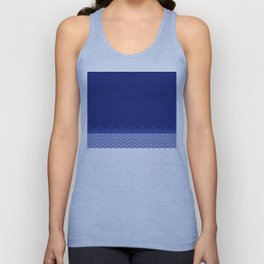 ART DECO WEIM WAVES Unisex Tank Top