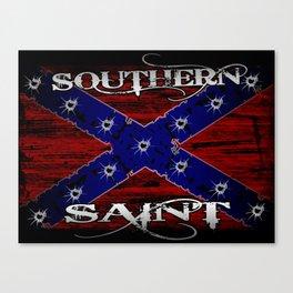 Southern Saint Canvas Print