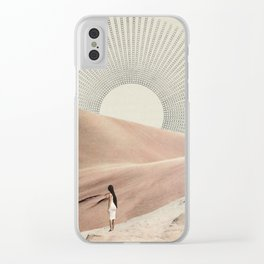 Akaitikka Clear iPhone Case