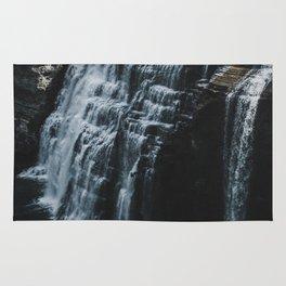 Middle Letchworth Falls Rug