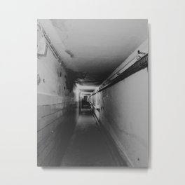 Stasi Imprisonment   Metal Print