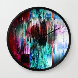 Hidden Heart - 2016.02 Wall Clock