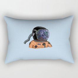 Sea Astronaut Rectangular Pillow