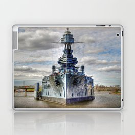USS Texas Laptop & iPad Skin