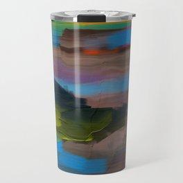 Southwestern Abstract Travel Mug