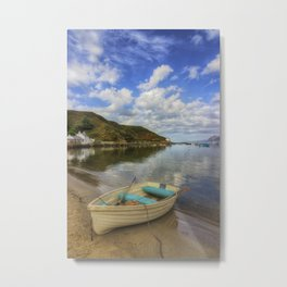 Lets Sail Away Metal Print