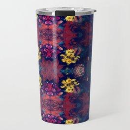 SWIM IN SALIVA #1 colorfull Travel Mug