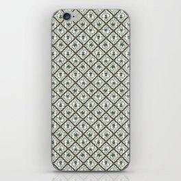 Batik Sido Luhur - Authentic Traditional Pattern iPhone Skin