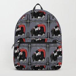 """""""Un Fou, Passionné, l'Amour Vrai!"""" (One Crazy, Passionate, True Love!) Backpack"""