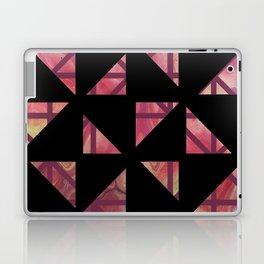 Geometric Shapes: Triangles 03 Laptop & iPad Skin
