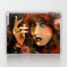 Experiment -Lillian Gish- Laptop & iPad Skin