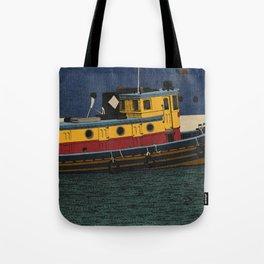 Tug Tote Bag