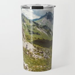 Swiss Alps Nature Landscape Travel Mug