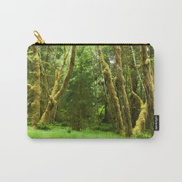 Lush Rain Forest Carry-All Pouch