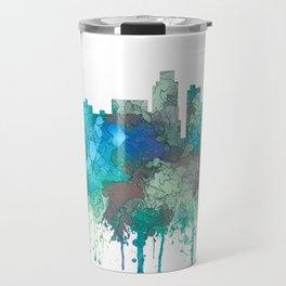 Los Angeles Skyline - SG Jungle Travel Mug
