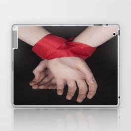 Red Ribbon Laptop & iPad Skin