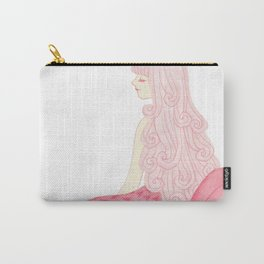 mermaid in love Carry-All Pouch