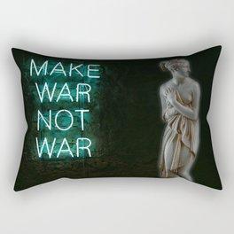 Neon Venus Rectangular Pillow