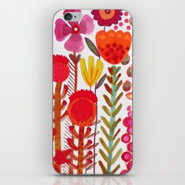 rouge love iPhone Skin