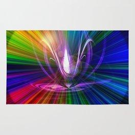 Magical light and energy 2 Rug