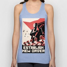 First Order (Hux) Unisex Tank Top