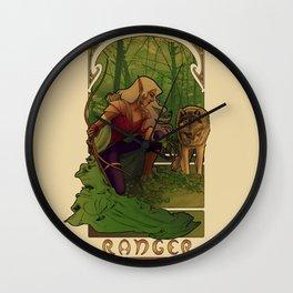 La Rôdeur - The Ranger Wall Clock