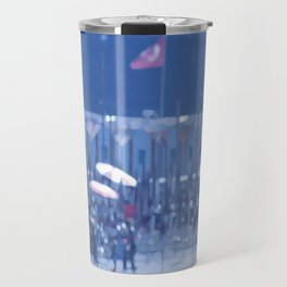 Capri beach Travel Mug