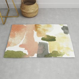 Great New Heights Abstract Rug
