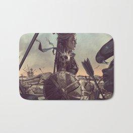 Warrior 6 Battlefield Color Bath Mat