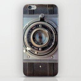 Detrola (Vintage Camera) iPhone Skin