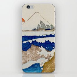 The Coast Searching iPhone Skin