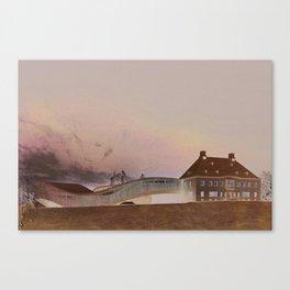 Serlachius Museum Gosta Canvas Print