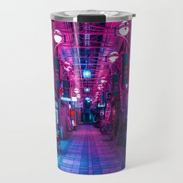 Entrance to the next Dimension Travel Mug
