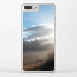 Transition Clear iPhone Case