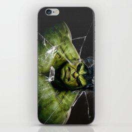 Angry HULK  iPhone Skin
