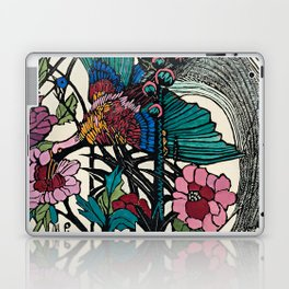 """Bird of Paradise"" by Margaret Preston Laptop & iPad Skin"