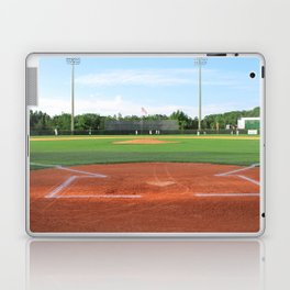 Play Ball! - Home Plate Laptop & iPad Skin