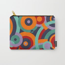 Colorful circles II Carry-All Pouch