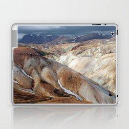 Landmannalaugar III Laptop & iPad Skin