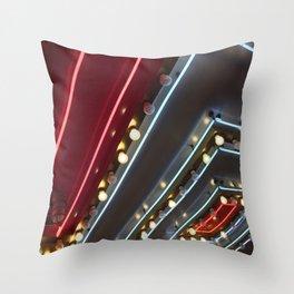 The Strip Throw Pillow