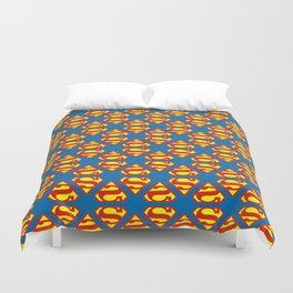 Superman 1978 Duvet Cover