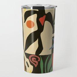 Inspired to Matisse (vintage) Travel Mug