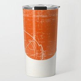 Mars I Travel Mug