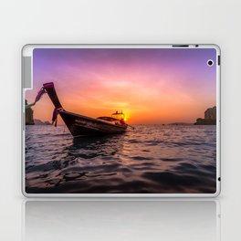 Longtail Sunset Laptop & iPad Skin