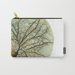 Neuron Watercolour Carry-All Pouch