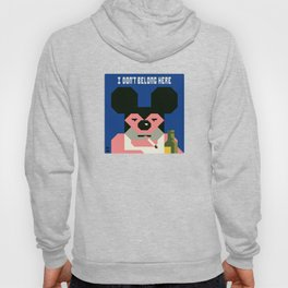 Mickey and his midlife. Hoody
